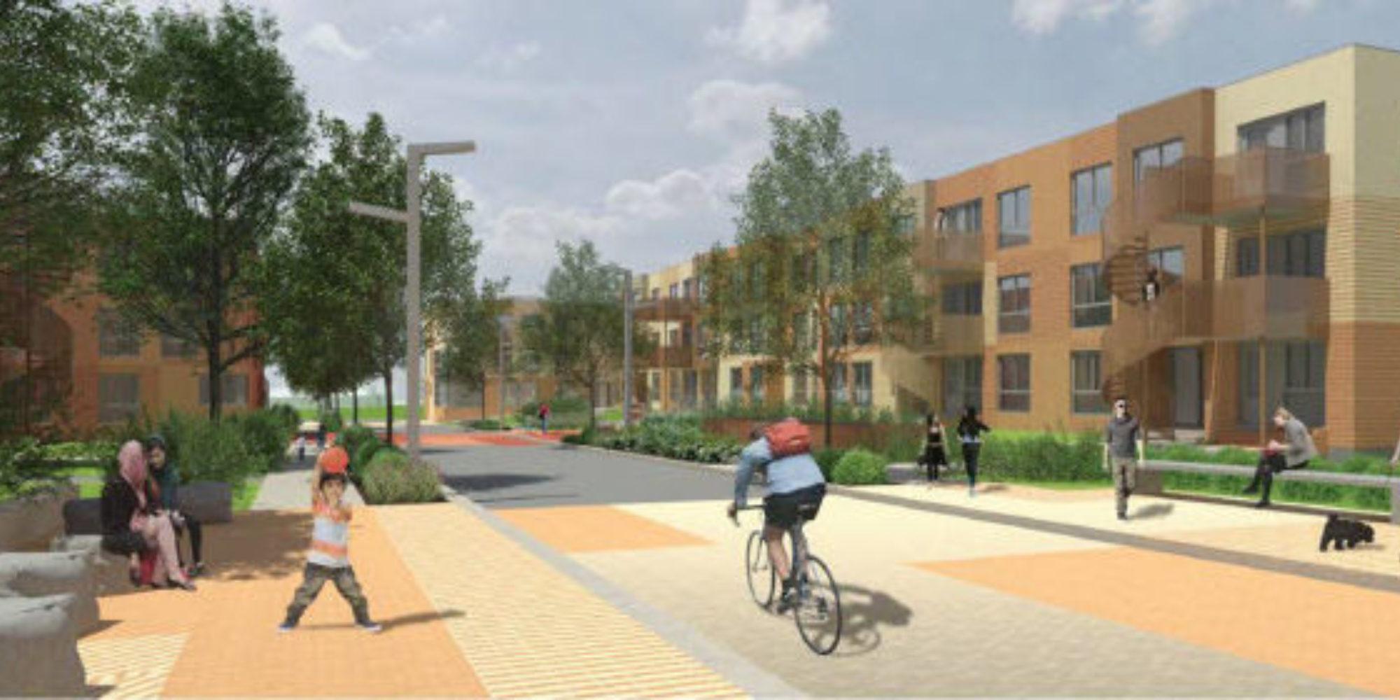 Le Projet des Habitations Saint-Michel Nord